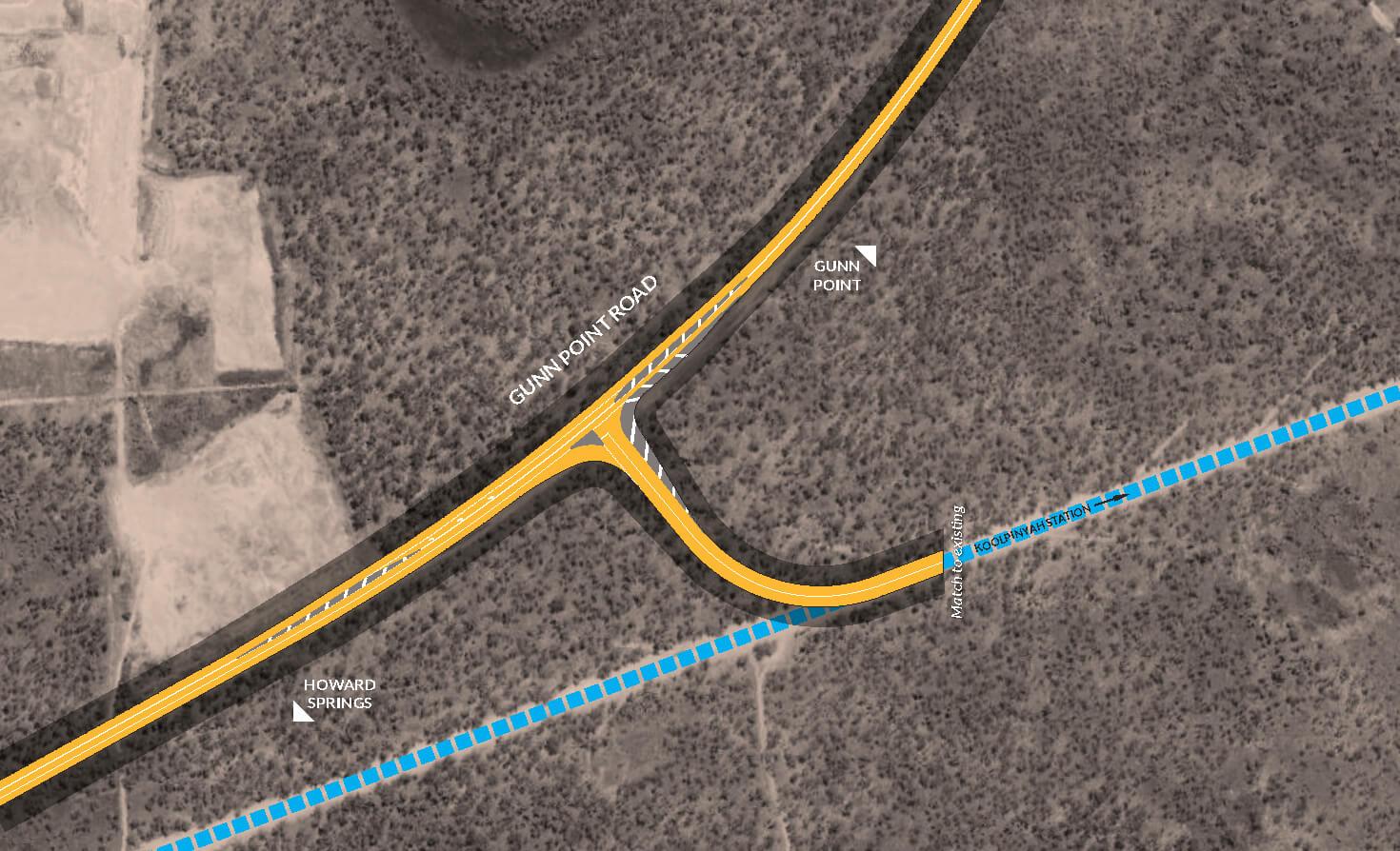 Gunn Point map B stage 2