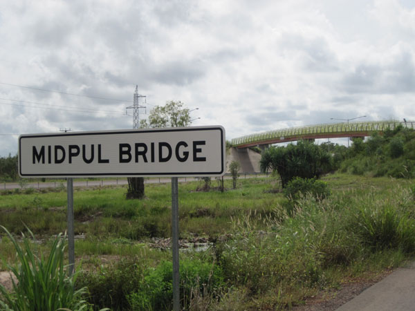 Temporary closure of Midpul Bridge Yarrawonga