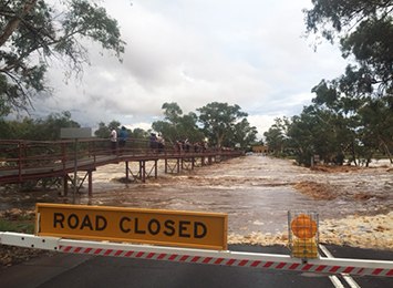 Mount Johns Flood Immunity Project: Alice Springs