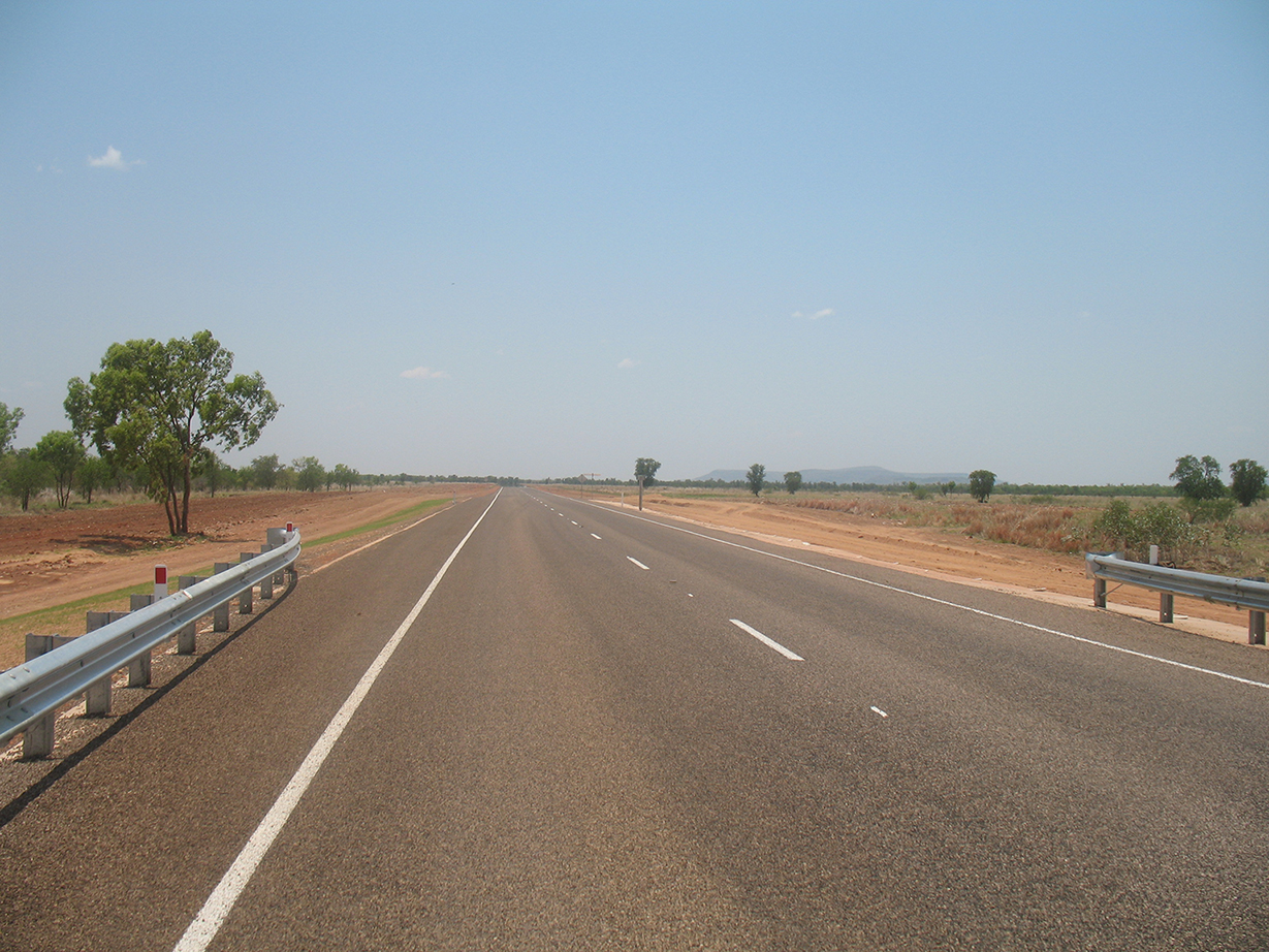 Northern Territory road wrap up