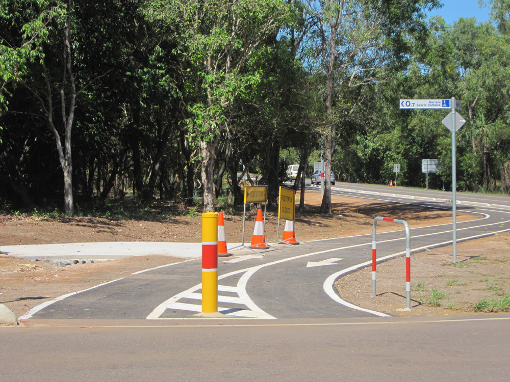 Henry-Wrigley-Drive-cycle-path-completion
