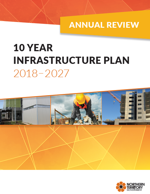 10 Year Infrastructure Plan 2018-2027 Released