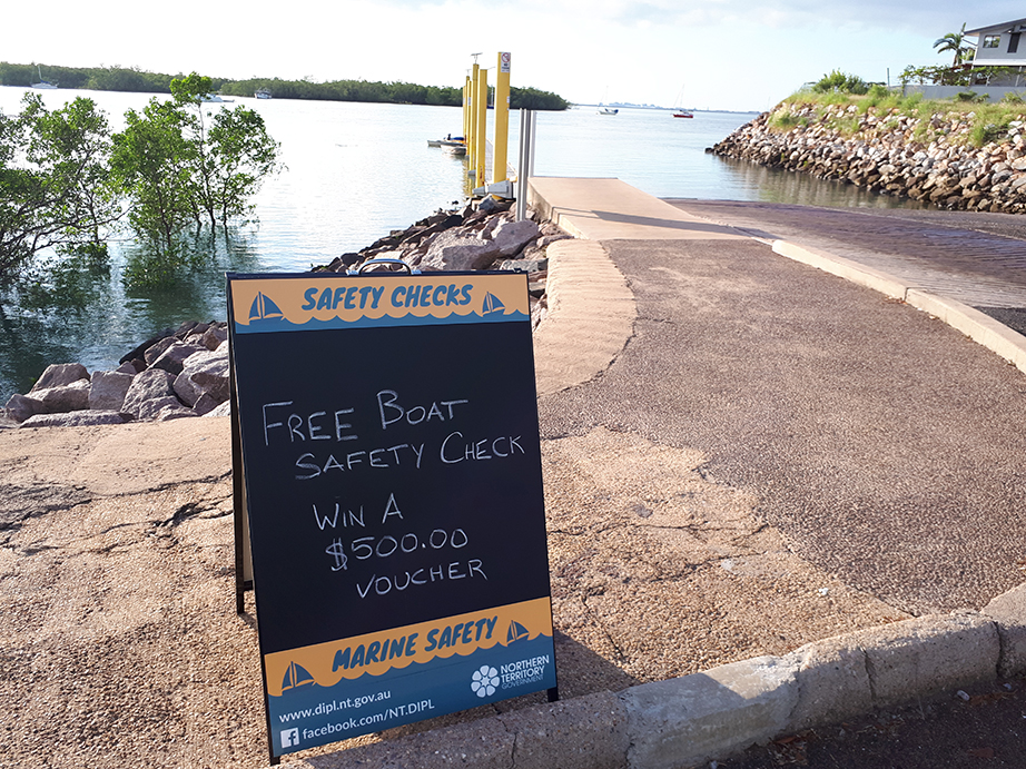 Free Boat Safety Day Update
