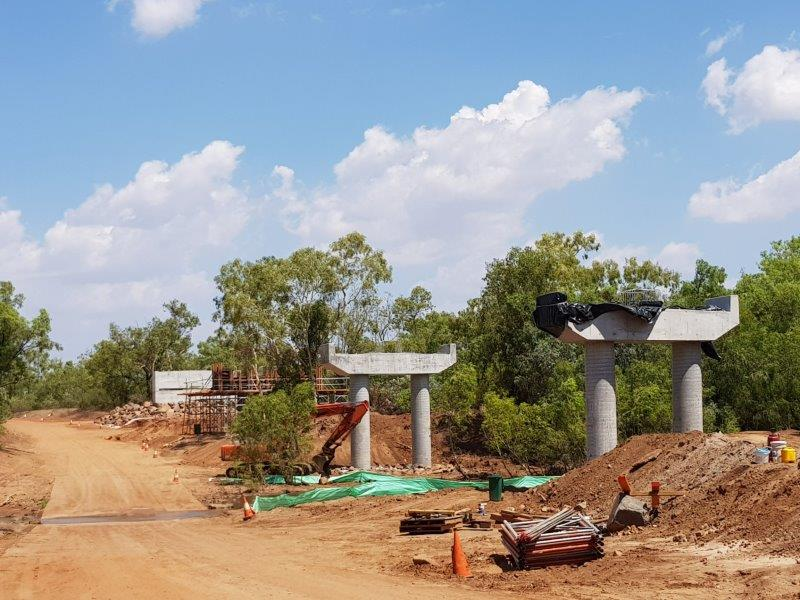 Tender Released to Upgrade Keep River Plains Road